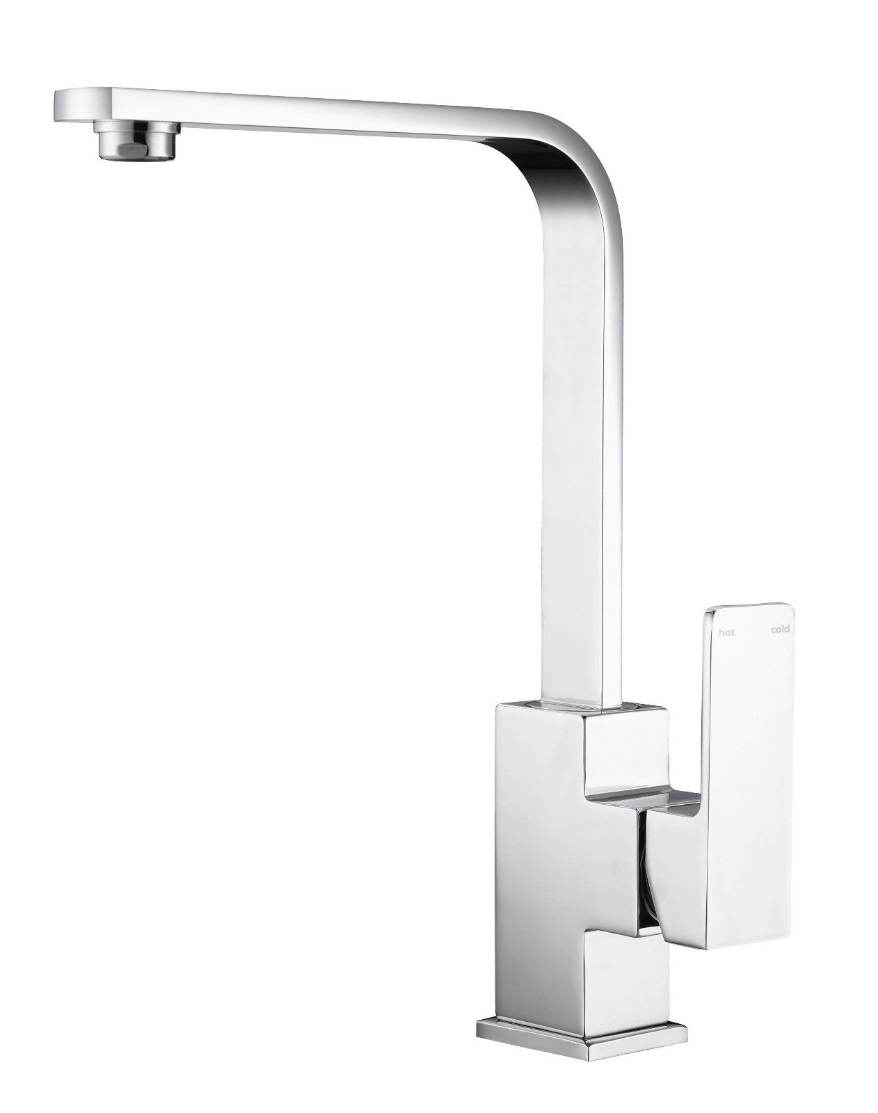 Wels square swivel kitchen mixer laundry tap