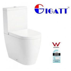 Gigatt Aries luxury wall faced toilet suite