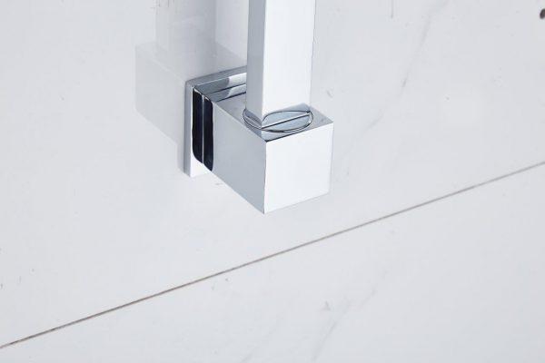 QUAZ Square Swivel Shower Arm