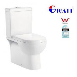 Gigatt Libra1 modern wall faced toilet suite