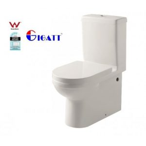 Gigatt Libra2 modern wall faced toilet suite