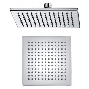 400mm Square Shower Head Chrome