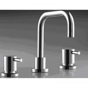 Pin 3 pieces basin mixer taps
