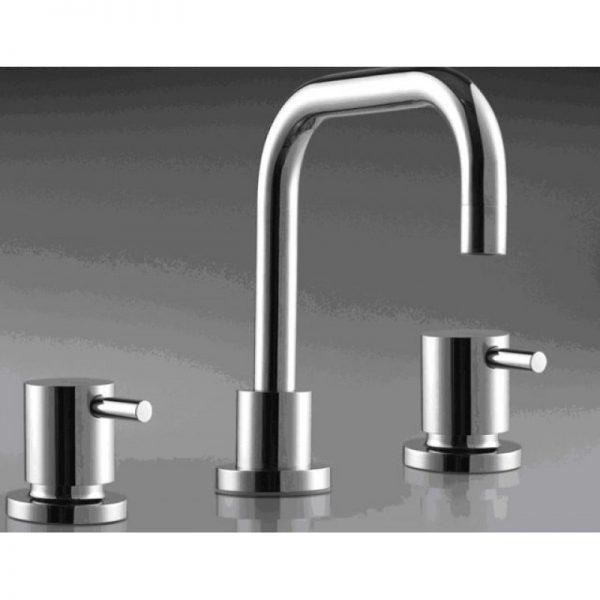 Pin 3 pieces basin mixer taps