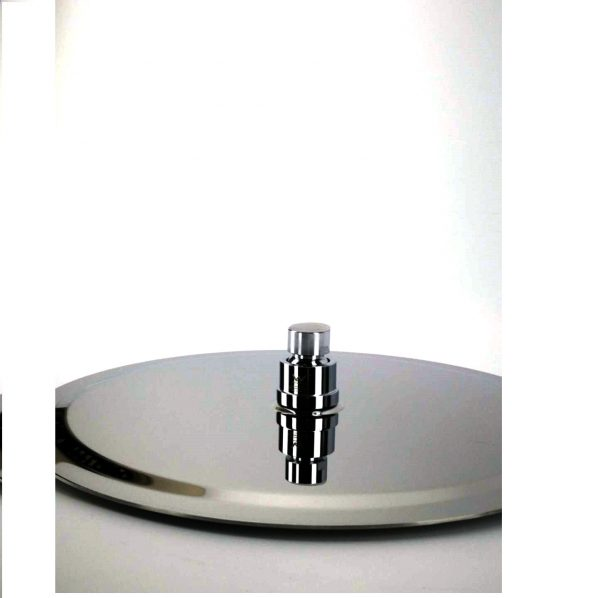 round 300mm stainless steel shower head