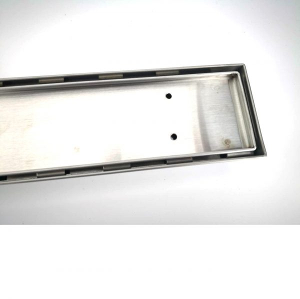 316 stainless steel shower grate drainer with tile insert
