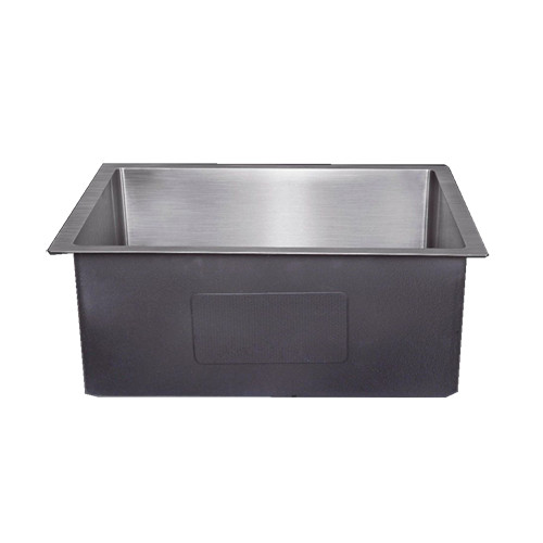 304 Handmade stainless steel single undermount bar/kitchen sink