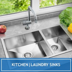 Kitchen|Laundry Sinks