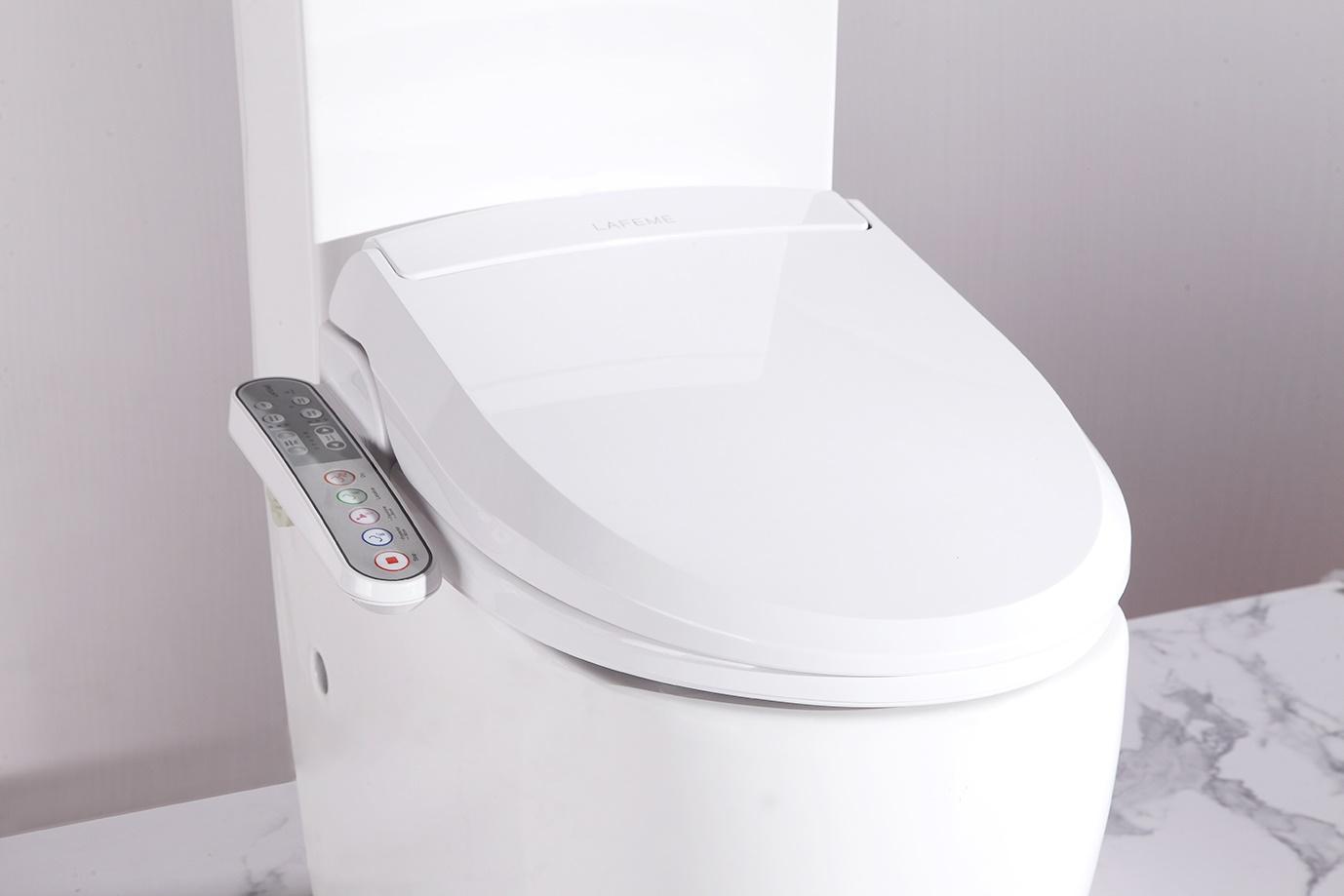 Smart Electric Toilet Bidet Seat Rio Bathroom Warehouse