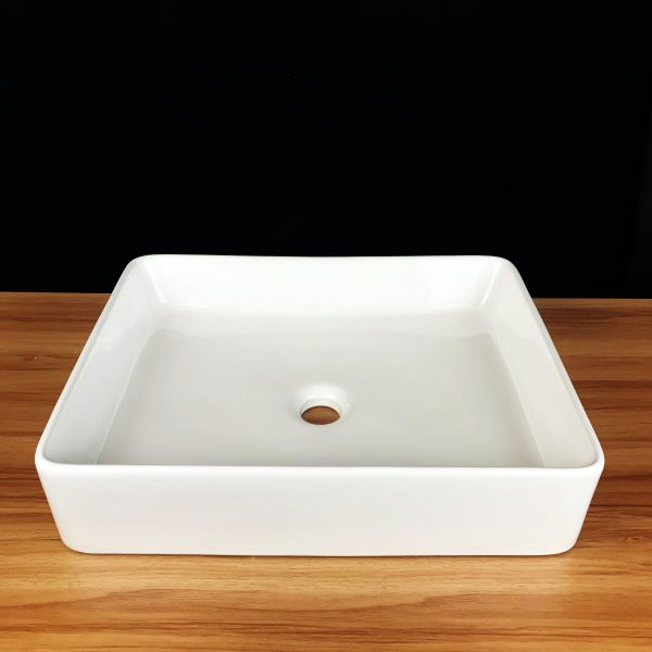 Arrow rectangular above counter top basin