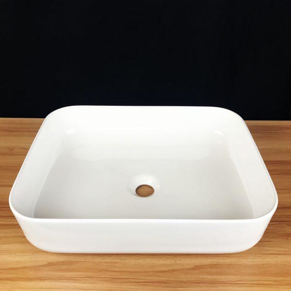 Leena above counter top ceramic basin