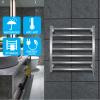 square7 heat rods heated towel rail