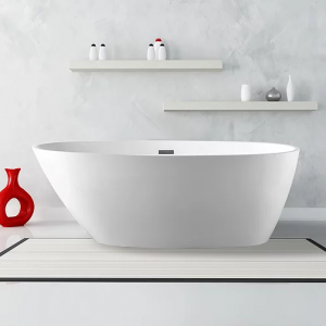 Tamago freestanding bathtub